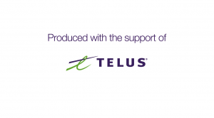 TELUS Production Support End Card